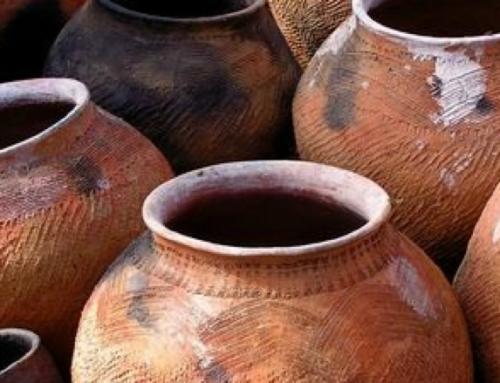 Treasures in Jars of Clay