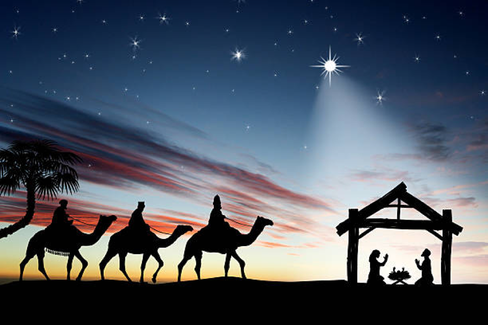 wise men baby jesus manger breathe partners