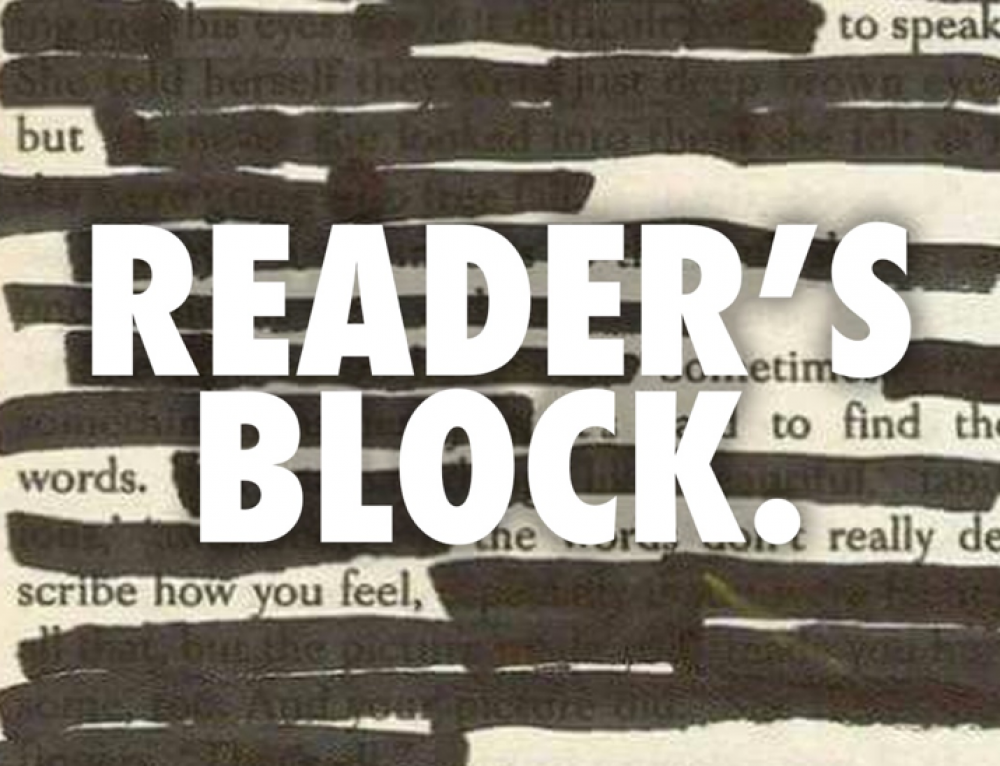 Reader's Block: Occam's Razor
